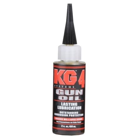 Kg Products Kg4 Gun Oil Brownells And Pmc Ammunition Inc At Sinclair Inc