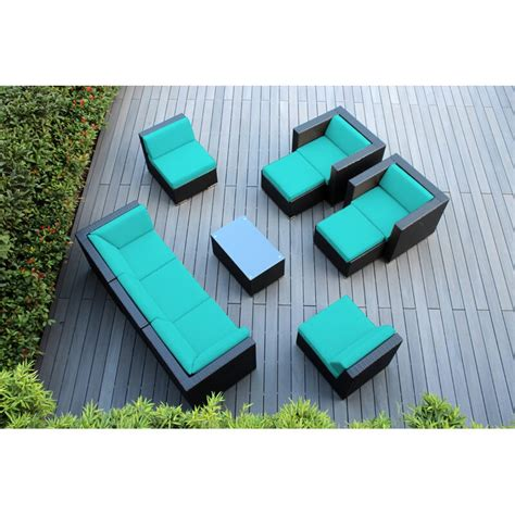 Kiara 10 Piece Sectional Set with Cushions