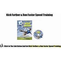Kick farther & run faster speed training for soccer coupon codes