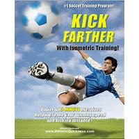Cash back for kick farther & run faster speed training for soccer