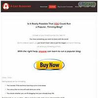 Kickstart your blog = great commissions, conversions, & aff support compare