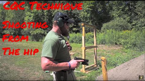 Kid Hip Shooting Shotgun