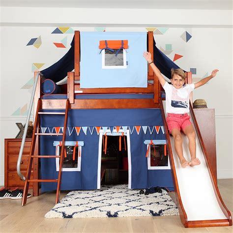 Kids Loft Beds With Slide