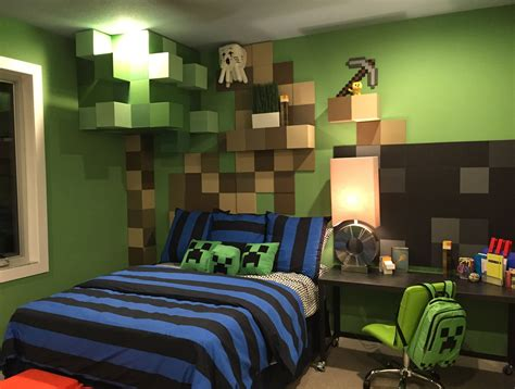 Kids Minecraft Bedroom Iphone Wallpapers Free Beautiful  HD Wallpapers, Images Over 1000+ [getprihce.gq]
