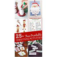 Kids christmas activities and games coupon code