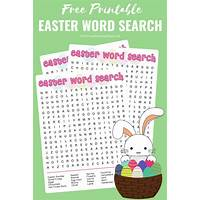 Kids easter activities printable easter activities and games is it real?