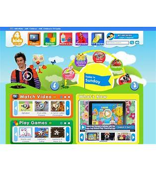 Kids Games Websites