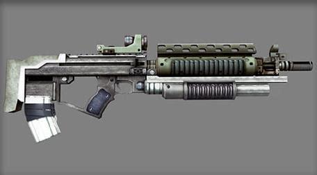 Killzone M82 Assault Rifle Airsoft Gun