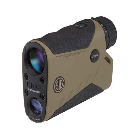 Kilo 2400abs Applied Ballistic System Laser Rangefinder