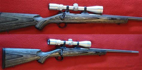 Kimber 22 250 Varmint Rifle