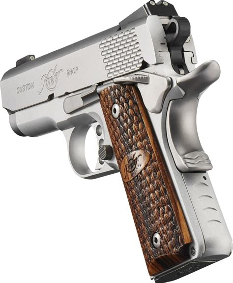 Kimber Concealed Carry Handgun