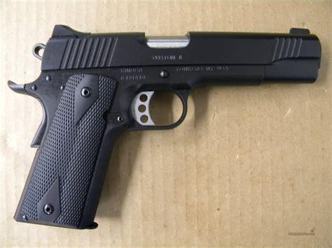 Kimber Custom 1911 For Sale On Gunsamerica Buy A Kimber