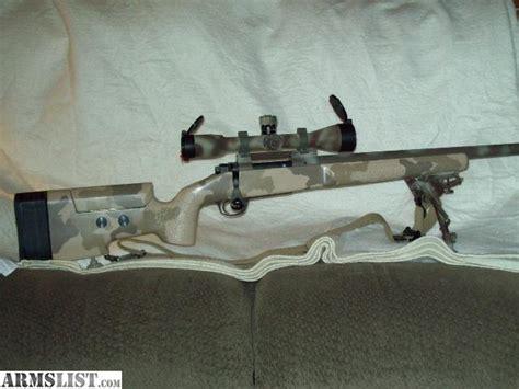 Kimber M 8400 Advanced Tactical Rifle 308