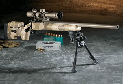 Kimber M8400 Advanced Tactical Rifle 308