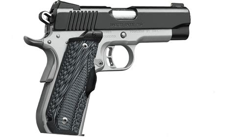 Kimber Master Carry 9mm And Mp40 9mm Gsg