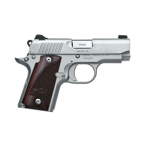 Kimber Mfg 1911 Micro 9 Stainless 9 Mm 3 15in 9mm