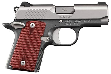 Kimber Micro Cdp 9mm Review