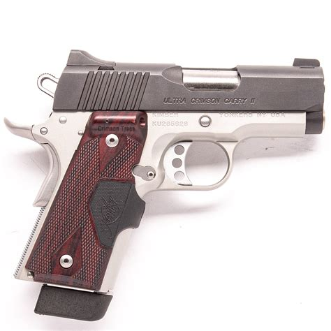 Kimber Pro Crimson Carry II The Gun Reviews