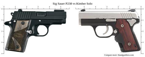 Kimber Solo Vs Sig Sauer P238