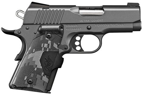 Kimber Ultra Covert Ii Handgun