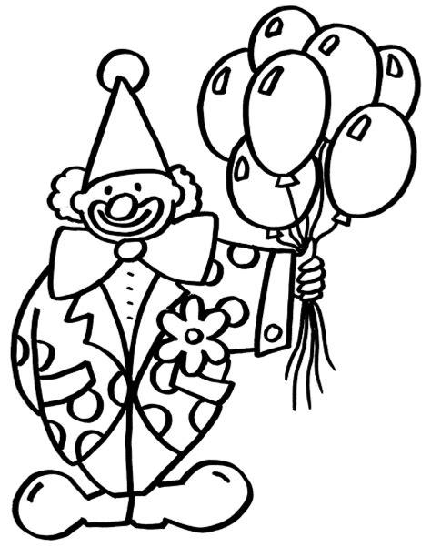 Kinder Malvorlagen Geburtstag