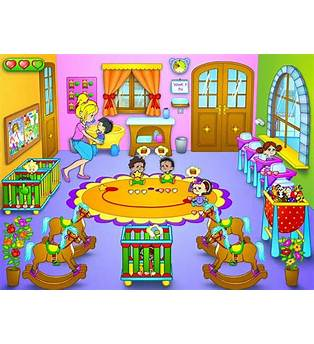 Kindergarten Game Online Free