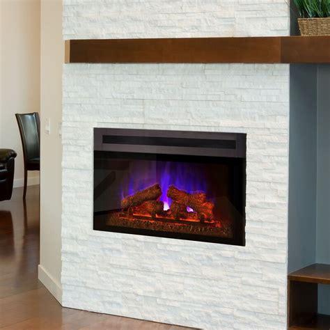 Kingsley Custom Designer Electric Fireplace Insert