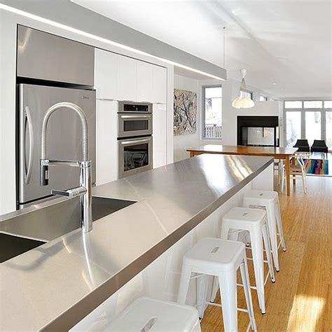 Kitchen Countertop Ideas Interiors Inside Ideas Interiors design about Everything [magnanprojects.com]