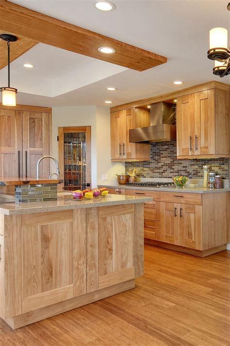 Kitchen Designs Light Cabinets