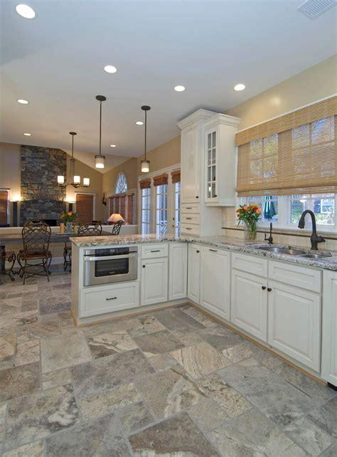 Kitchen Floor Design Ideas Tiles