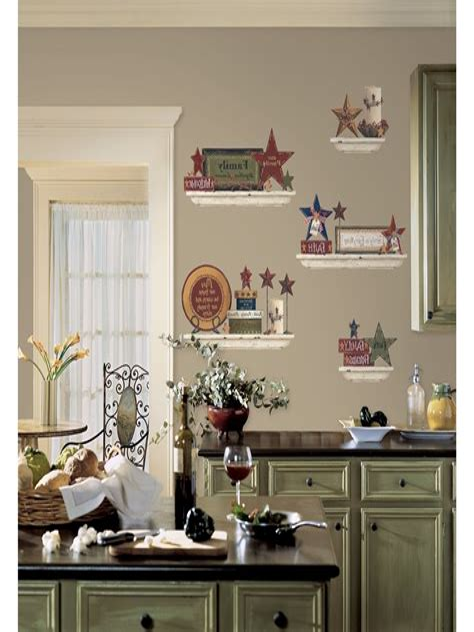Kitchen Wall Decorating Ideas Themes