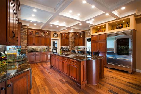 Kitchen designs and custom woodwork Image