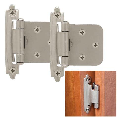 Kitchen door hinges types Image