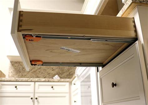 Kitchen drawer glides Image