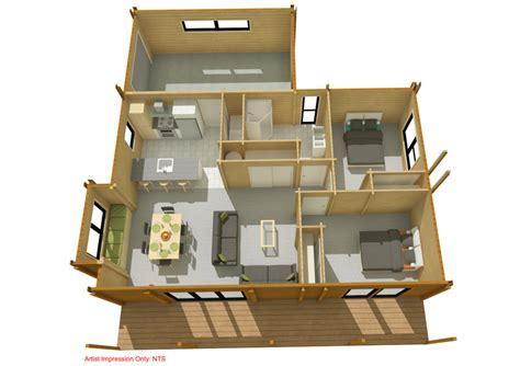 Kitset cabin plans Image