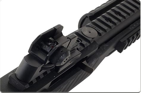 Kjw Gbb 22 Tactical Rifle
