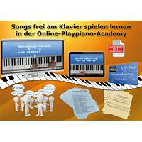 Klavier lernen in der online playpiano academy promo
