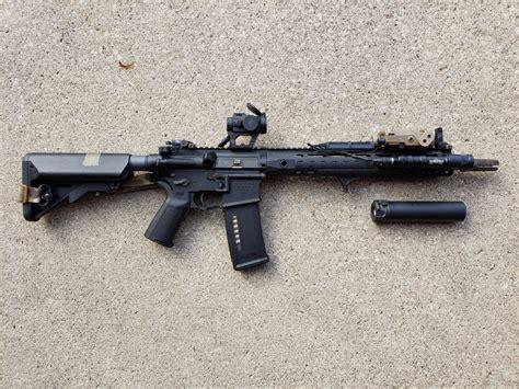 Knight S Armament SR-15 E3 CQB SBR Mod 1 Upper Receiver Assy