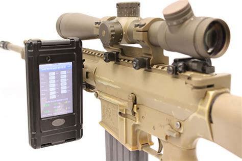 Knights Armament Bullet Flight Iphone Mount