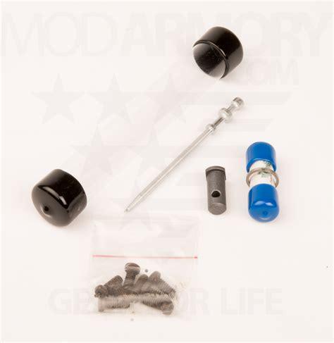 Knights Armament Parts Kit And Knights Armament Sr15 E3 Mod 2 Mlok