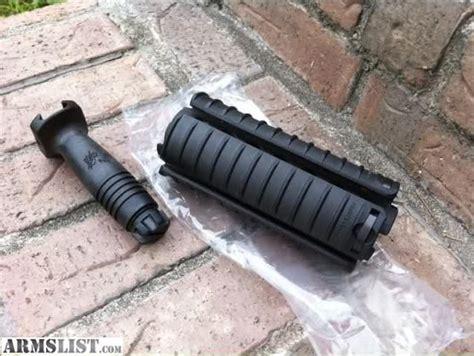 Knights Armament Quad Rail M4