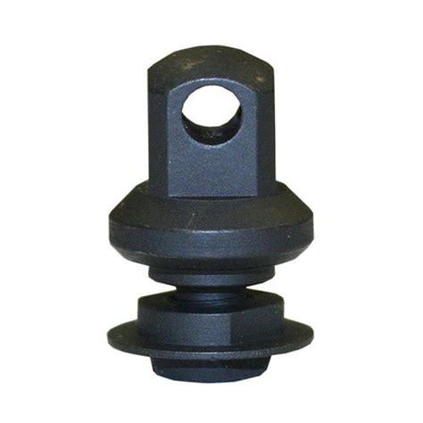 Kns Precision Ar15 Quick Release Sling Swivels Parkerized Front Swivel Stud
