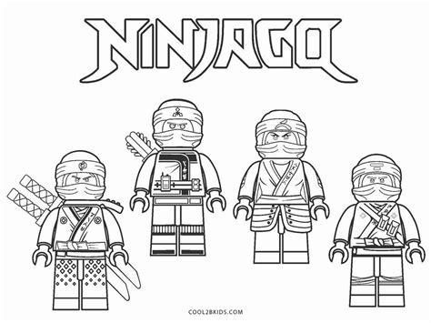 Kostenlose Ausmalbilder Zum Ausdrucken Ninjago