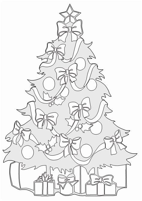 Kostenlose Malvorlagen Tannenbaum