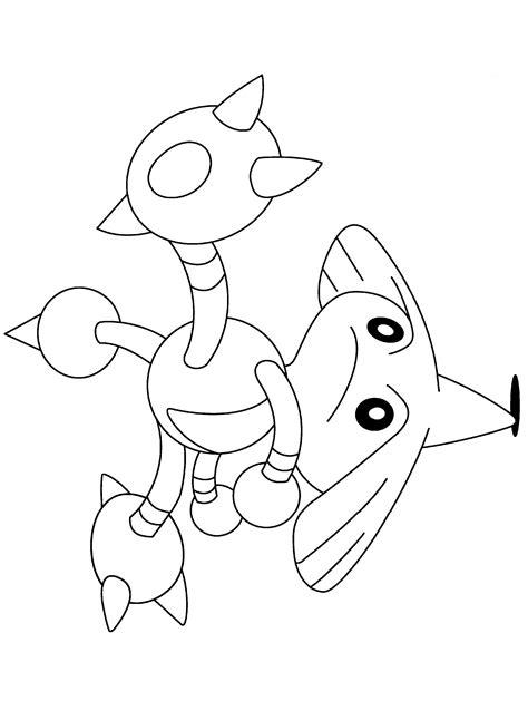 Kostenlose Malvorlagen Tiere Pokemon