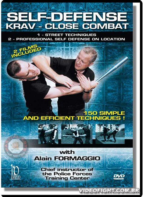 Krav Maga Close Combat Self Defense Pro Dvdrip