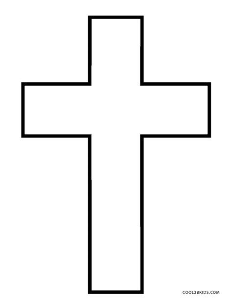 Kreuz Malvorlage Zum Ausdrucken