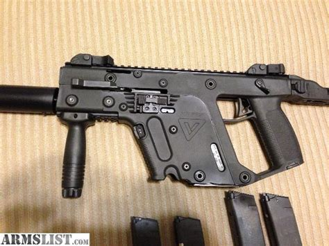 Kriss Vector 45 Cal For Sale
