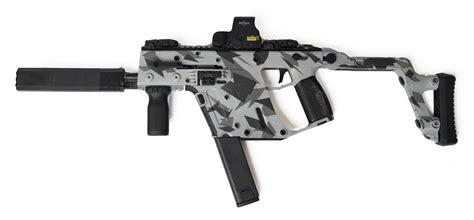 Kriss Vector Pistol W Osprey