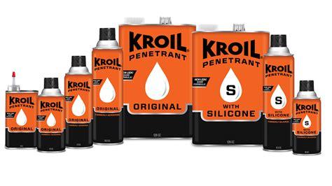 Kroil Oil To Clean Guns